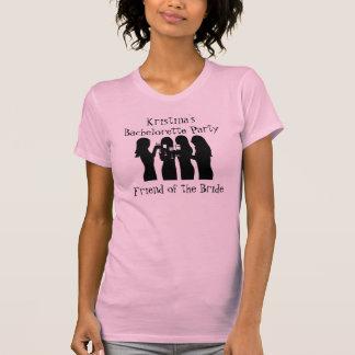 58192, Kristina Bachelorette PartyFriend von t… Hemden