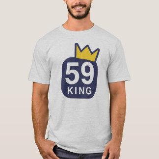 59 König T-Shirt (Asche)