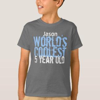 5. Die coolsten 5-Jährigen der T-Shirt