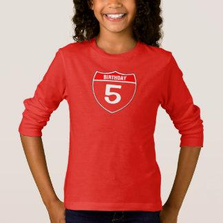 5. Geburtstag T-Shirt