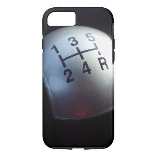 5 Geschwindigkeits-Gangschaltungsgriff iPhone 8/7 Hülle