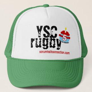 5-jähriger Jahrestag von YSC Truckerkappe