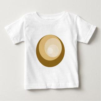 5 Kreise Scheiben circles discs Baby T-shirt