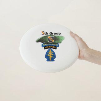 5. Tierärzte der Kraft-Gruppen-grünen Barett-SF Wham-O Frisbee