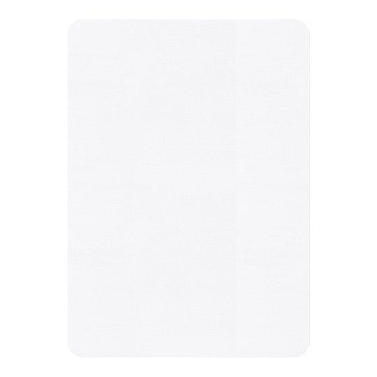 Leinen 12,7 cm x 17,8 cm, weiße Briefumschläge inklusive