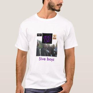 5boys, Toast, m_089053ac03e9564abc69ebdfa8984da… T-Shirt