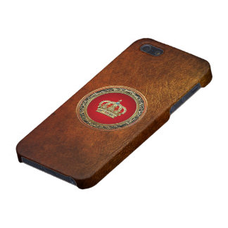 [600] Prinz-Prinzessin König-Königin Crown iPhone 5 Cover
