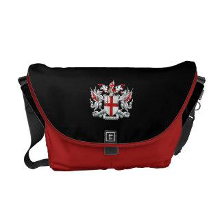 [600] Stadt von London - Wappen Kurier Tasche