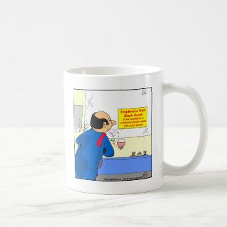 601 Angestellte müssen HandCartoon waschen Kaffeetasse