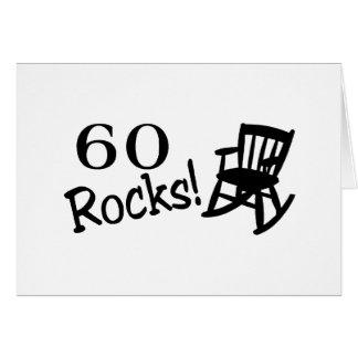 60 Felsen (Rocker) Karte