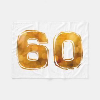 60 FLEECEDECKE