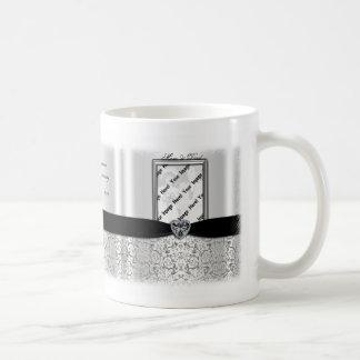 60. Hochzeits-Jahrestags-Foto-Tasse Tasse