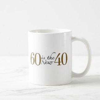 60 ist die neuen 40 kaffeetasse