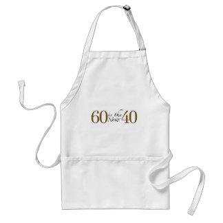 60 ist die neuen 40 schürzen