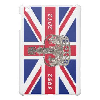 60-jähriges Jubiläum der Königin-Elizabeth iPad Mini Hülle