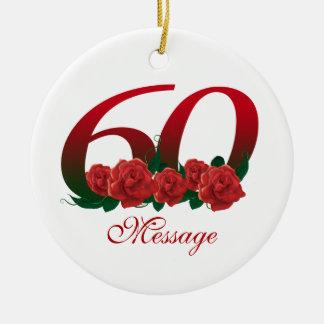60. Schablone Keramik Ornament