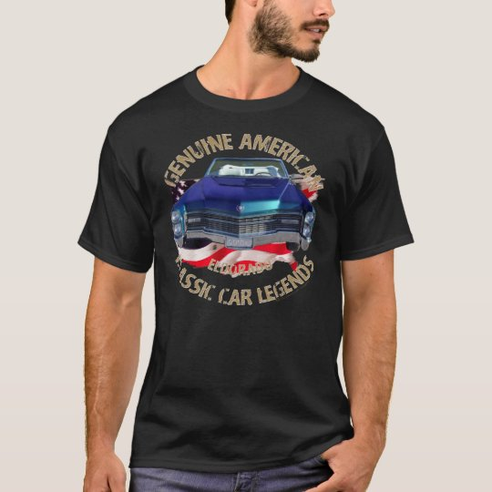 60-ties Eldorado Cadillac US car T-Shirt