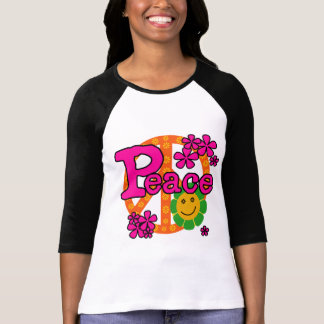 60er Art-FriedensT - Shirts und -geschenke