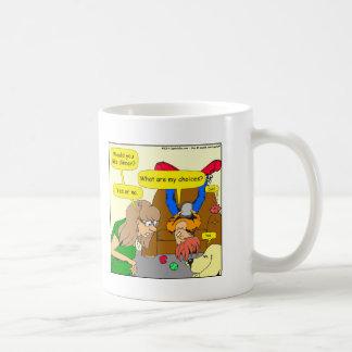 616 wollen Abendessen-Cartoon Kaffeetasse