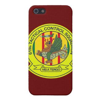 619. Taktisches Kontrollen-Geschwader Vietnam iPhone 5 Etuis