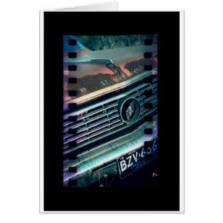 '62 Buick Karte