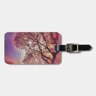 #6653 Tree Gepäckanhänger