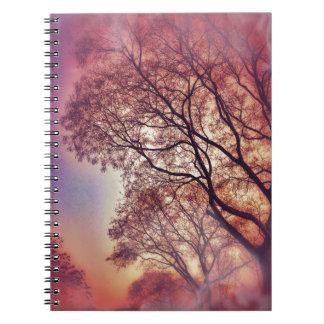 #6653 Tree Notizblock