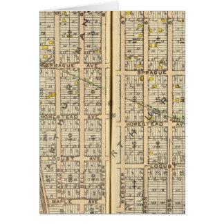 6667 Scarsdale, Ostchester Karte