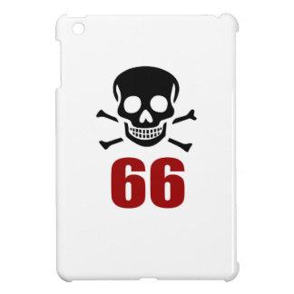 66 Geburtstags-Entwürfe iPad Mini Hülle