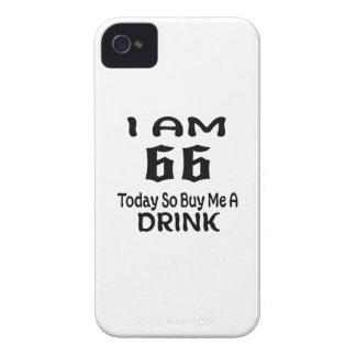 66 heute kaufen Sie mich so ein Getränk iPhone 4 Hülle