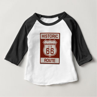 66blank baby t-shirt