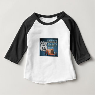 66roadster baby t-shirt