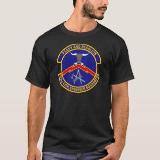 673rd Ziviles Ingenieur-Geschwader - bereit und T-Shirt