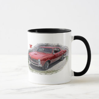 '67 GTO Tasse