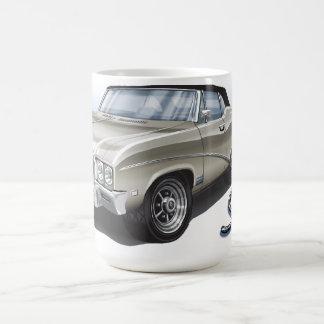 68 Buick Skylark im Artic Weiß Kaffeetasse