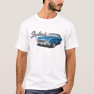 68 Buick Skylark im Blau T-Shirt