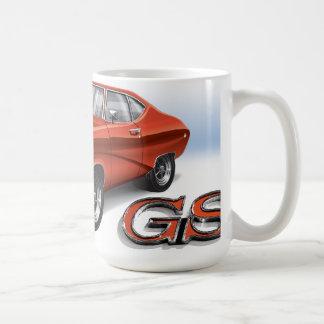 69 Buick GS im Rot Teetasse