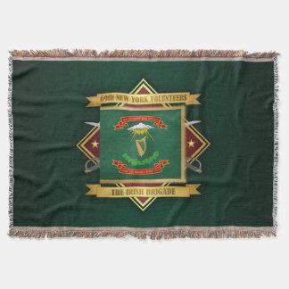 69. Freiwillige Infanterie New York Decke