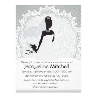 6 5 x 8 75 Wedding Brautparty-Einladung