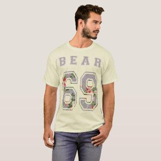 6 9 Blumen bear aufhält T-Shirt