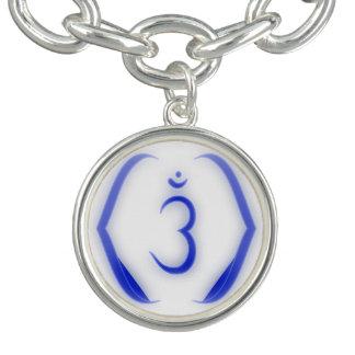 6. Chakra Charm Armband