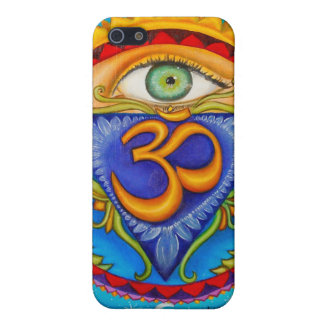 6. chakra, drittes Auge, Ajna, Iphone5c Hülle Fürs iPhone 5