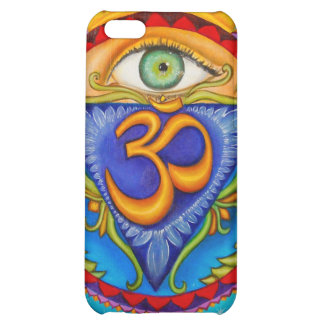 6. chakra, drittes Auge, Ajna, Iphone5c iPhone 5C Hülle