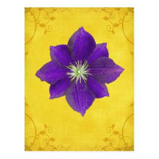 6. Chakra Geschenk - drittes Auge Postkarten