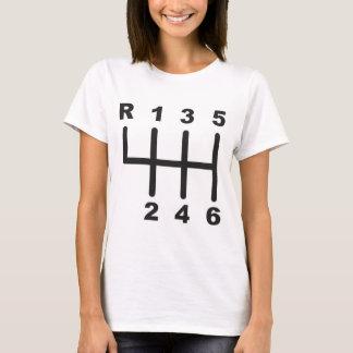 6 Geschwindigkeits-Schiebetor T-Shirt