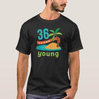 6 Jahre junge Geburtstags-Geschenk- T-Shirt