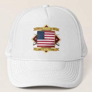 6. New-Jersey Freiwillige Truckerkappe