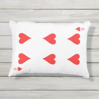 6 von Herzen Kissen Für Draußen