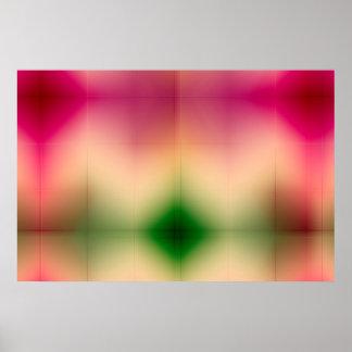 """6"""" x 24"""", Wert-Plakat-Papier (Matt) Poster"""