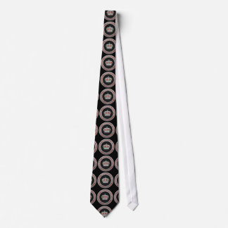 [700] Prinz-Prinzessin König-Königin Crown Krawatten